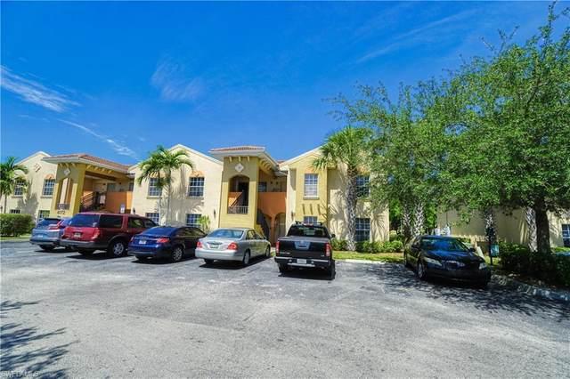 4172 Castilla Circle #106, Fort Myers, FL 33916 (MLS #220029672) :: RE/MAX Realty Team