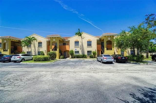 4110 Castilla Circle #206, Fort Myers, FL 33916 (MLS #220029691) :: RE/MAX Realty Team