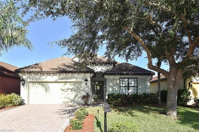 12183 Country Day Circle, Fort Myers, FL 33913 (MLS #220029845) :: #1 Real Estate Services