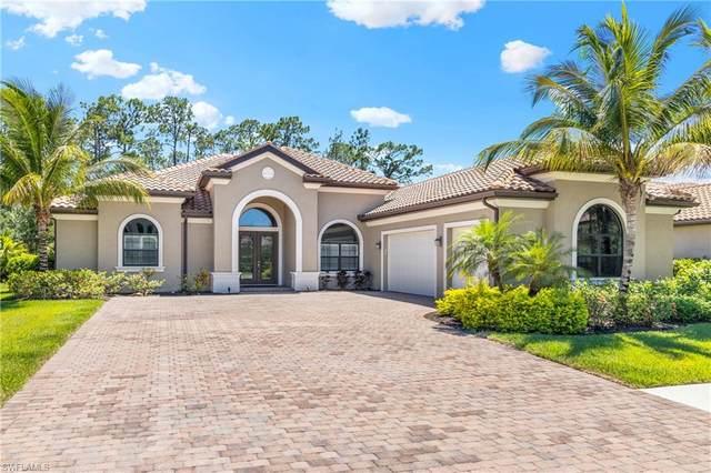 1572 Mockingbird Drive, Naples, FL 34120 (#220029980) :: The Dellatorè Real Estate Group