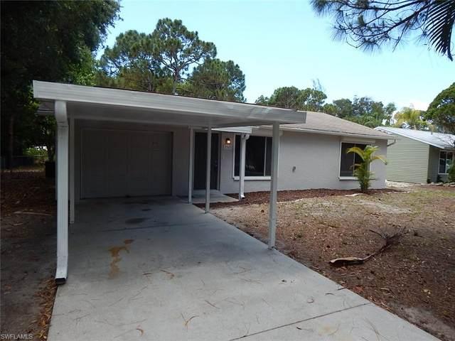 3745 Mango Street, St. James City, FL 33956 (#220030032) :: Jason Schiering, PA