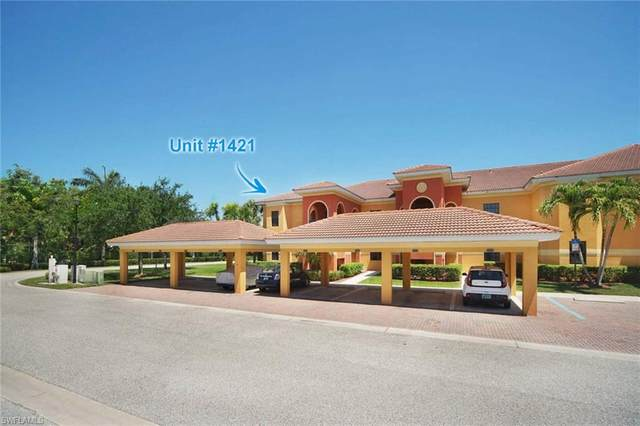 13651 Julias Way #1421, Fort Myers, FL 33919 (MLS #220030354) :: #1 Real Estate Services