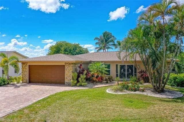 256 Bayshore Drive, Cape Coral, FL 33904 (MLS #220030367) :: #1 Real Estate Services