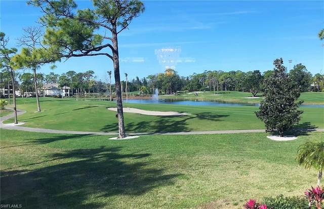 5825 Trailwinds Drive #421, Fort Myers, FL 33907 (MLS #220030397) :: #1 Real Estate Services