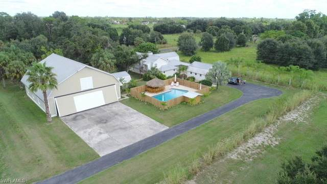 4205 Fort Denaud Road, FORT DENAUD, FL 33935 (#220030481) :: The Dellatorè Real Estate Group