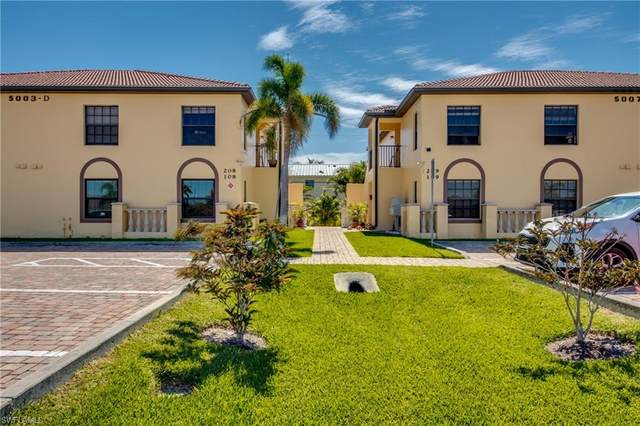 5003 SW 16th Place #108, Cape Coral, FL 33914 (MLS #220030513) :: RE/MAX Radiance