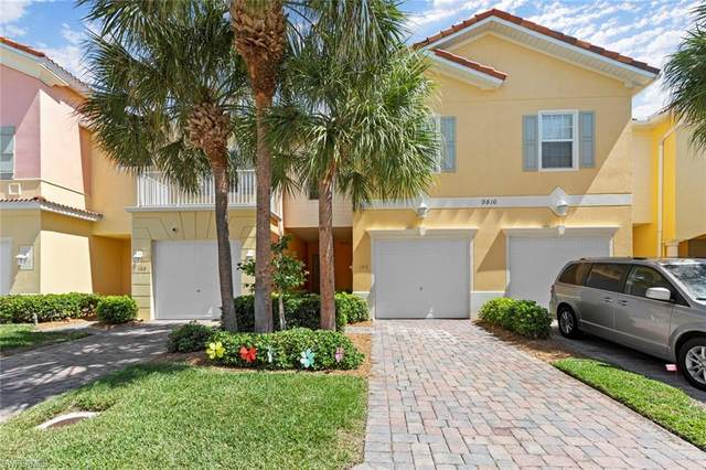 9816 Solera Cove Pointe #103, Fort Myers, FL 33908 (MLS #220030620) :: #1 Real Estate Services