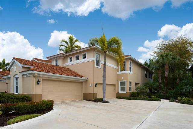 11045 Harbour Yacht Court #102, Fort Myers, FL 33908 (#220030812) :: The Dellatorè Real Estate Group
