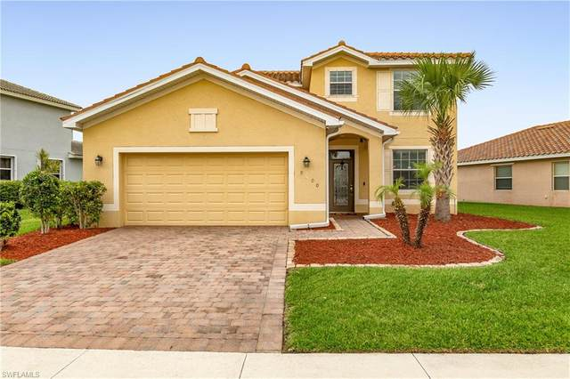 8600 Pegasus Drive, Lehigh Acres, FL 33971 (MLS #220030844) :: RE/MAX Radiance