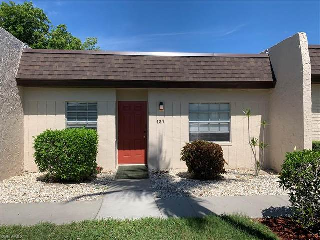 6300 S Pointe Boulevard #137, Fort Myers, FL 33919 (MLS #220030929) :: #1 Real Estate Services
