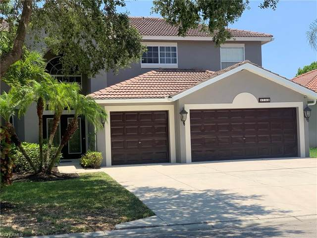 9753 Blue Stone Circle, Fort Myers, FL 33913 (MLS #220030955) :: Team Swanbeck
