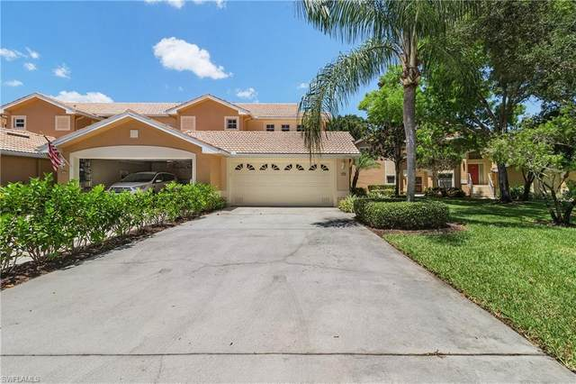 9310 Water Lily Court #404, Fort Myers, FL 33919 (MLS #220031425) :: Team Swanbeck