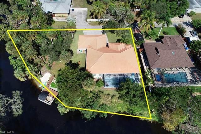 10950 Mabizz Drive, Bonita Springs, FL 34135 (#220031442) :: The Dellatorè Real Estate Group