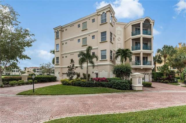 14348 Harbour Landings Drive 10A, Fort Myers, FL 33908 (MLS #220031466) :: Waterfront Realty Group, INC.