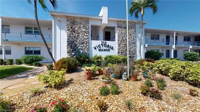 708 Victoria Drive #112, Cape Coral, FL 33904 (MLS #220031500) :: #1 Real Estate Services