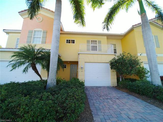 16137 Via Solera Circle #102, Fort Myers, FL 33908 (MLS #220031573) :: RE/MAX Realty Team