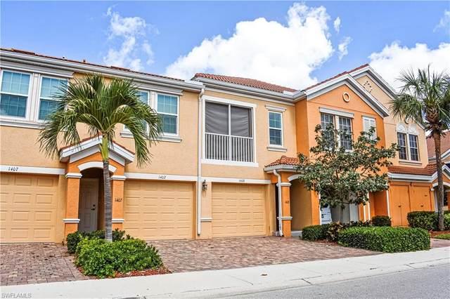 1831 Concordia Lake Circle #1408, Cape Coral, FL 33909 (MLS #220031674) :: Clausen Properties, Inc.
