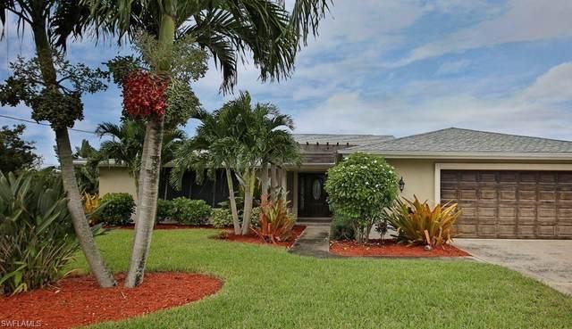 3816 SE 13th Avenue, Cape Coral, FL 33904 (MLS #220031810) :: #1 Real Estate Services