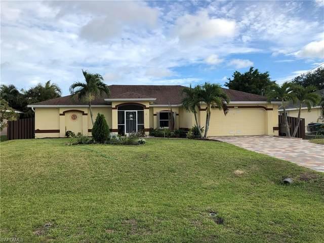 1826 SW 25th Terrace, Cape Coral, FL 33914 (#220031824) :: Jason Schiering, PA
