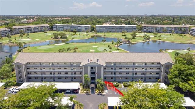 14891 Hole In 1 Circle #106, Fort Myers, FL 33919 (MLS #220031862) :: #1 Real Estate Services