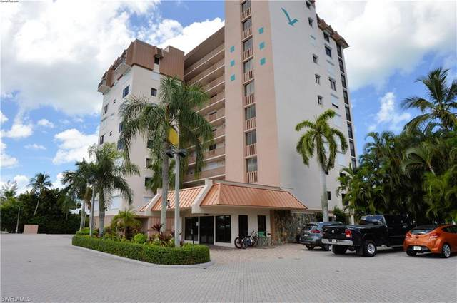 2810 Estero Boulevard #813, Fort Myers Beach, FL 33931 (MLS #220031931) :: RE/MAX Realty Team