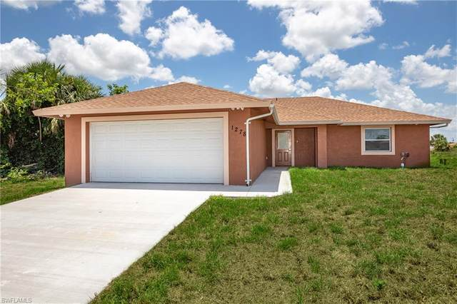 1278 Jay Terrace, Labelle, FL 33935 (MLS #220031952) :: #1 Real Estate Services