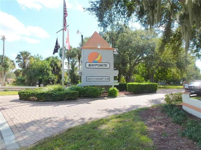 16400 Bay Pointe Boulevard #4, North Fort Myers, FL 33917 (MLS #220032028) :: Florida Homestar Team
