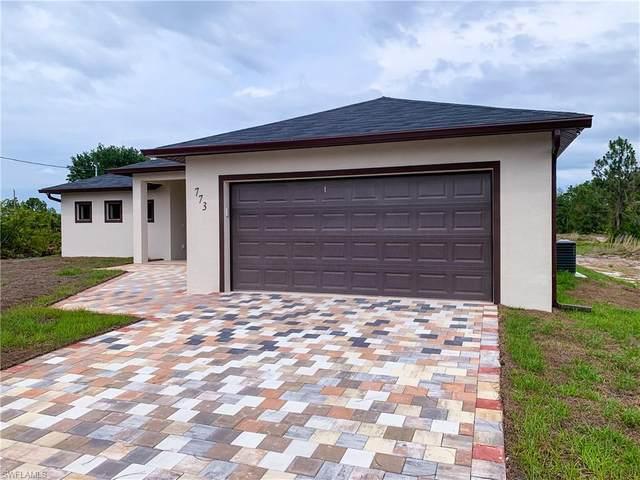 773 Homestead Road S, Lehigh Acres, FL 33974 (MLS #220032057) :: RE/MAX Radiance