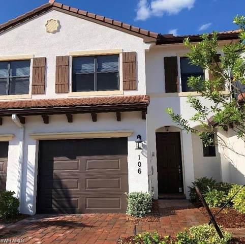 15765 Portofino Springs Boulevard #106, Fort Myers, FL 33908 (MLS #220032414) :: Clausen Properties, Inc.