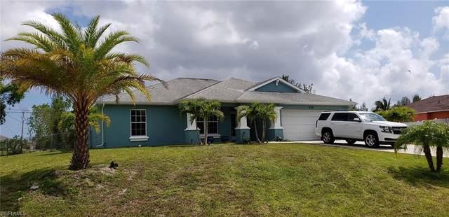 520 SW 21st Lane, Cape Coral, FL 33991 (#220032538) :: Jason Schiering, PA