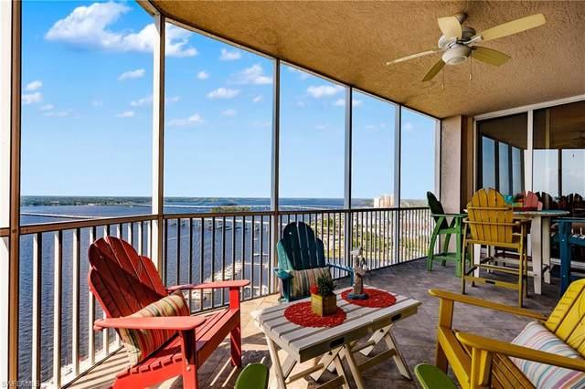 2104 W 1st Street #2503, Fort Myers, FL 33901 (#220032567) :: The Dellatorè Real Estate Group