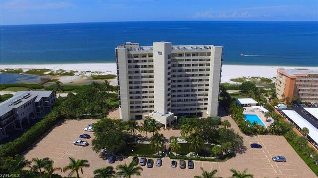 7500 Estero Boulevard #603, Fort Myers Beach, FL 33931 (MLS #220032634) :: RE/MAX Realty Team