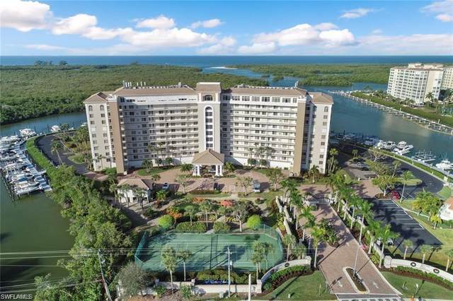 13105 Vanderbilt Drive #306, Naples, FL 34110 (MLS #220032643) :: #1 Real Estate Services