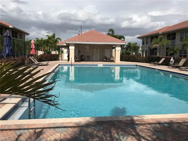 8513 Bernwood Cove Loop #206, Fort Myers, FL 33966 (MLS #220032857) :: Clausen Properties, Inc.