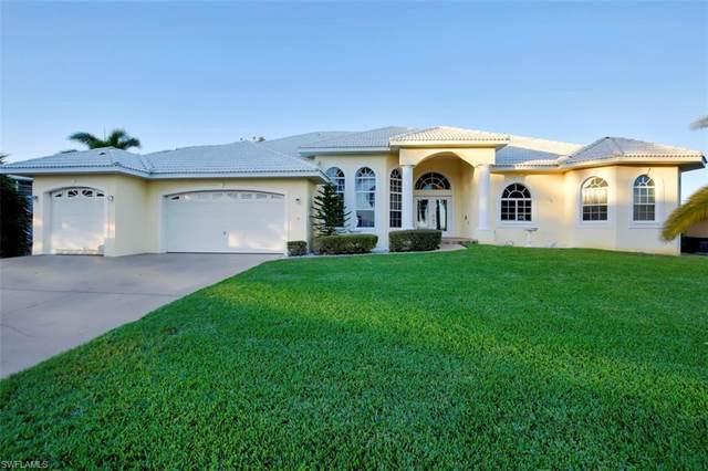 535 Coral Drive, Cape Coral, FL 33904 (#220032871) :: Jason Schiering, PA