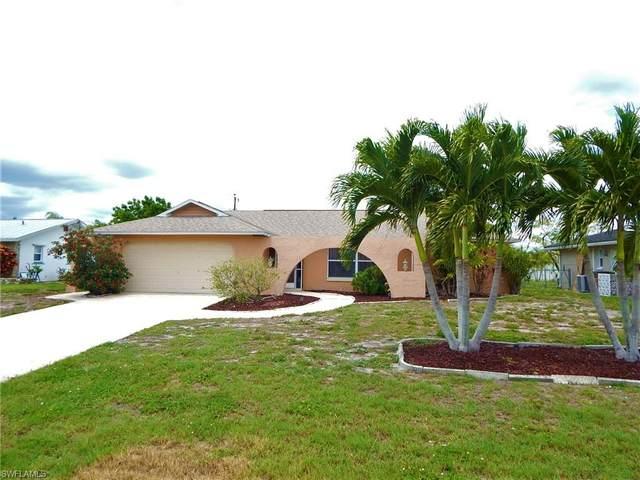 1127 SE 33rd Street, Cape Coral, FL 33904 (MLS #220032915) :: #1 Real Estate Services