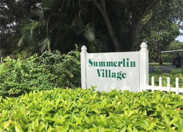 8160 Summerlin Village Circle #506, Fort Myers, FL 33919 (MLS #220032967) :: RE/MAX Realty Group