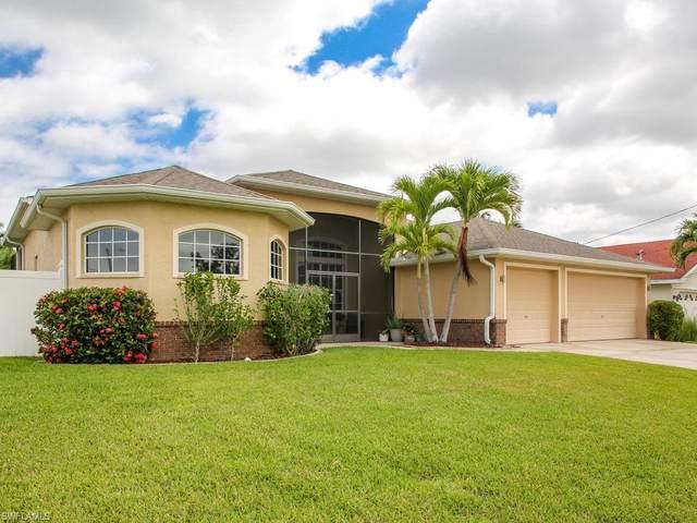 2409 SW 39th Street, Cape Coral, FL 33914 (MLS #220032992) :: Team Swanbeck