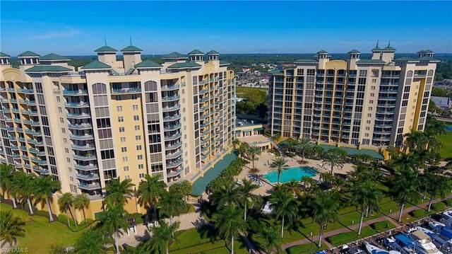 3414 Hancock Bridge Parkway #906, North Fort Myers, FL 33903 (MLS #220033007) :: #1 Real Estate Services