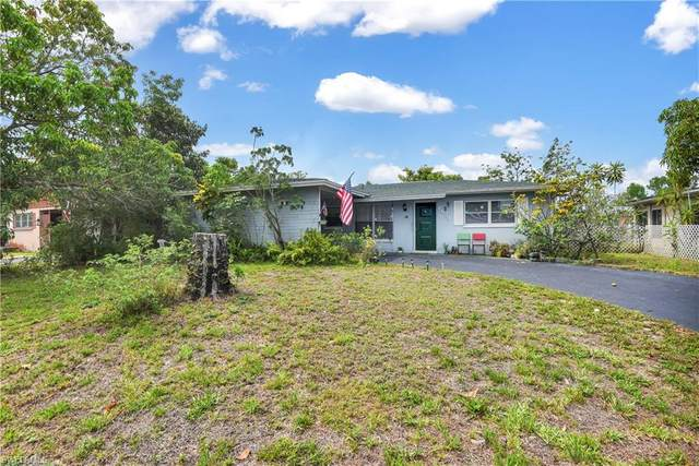 1634 Jamestown Court, Fort Myers, FL 33907 (MLS #220033018) :: The Naples Beach And Homes Team/MVP Realty