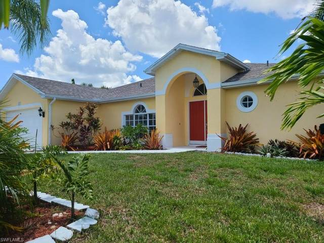 1817 SW 21st Street, Cape Coral, FL 33991 (#220033076) :: Jason Schiering, PA