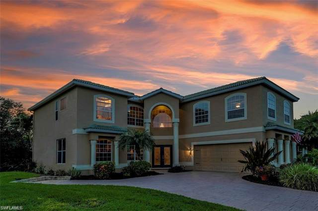 1813 Piccadilly Circle, Cape Coral, FL 33991 (#220033095) :: Jason Schiering, PA