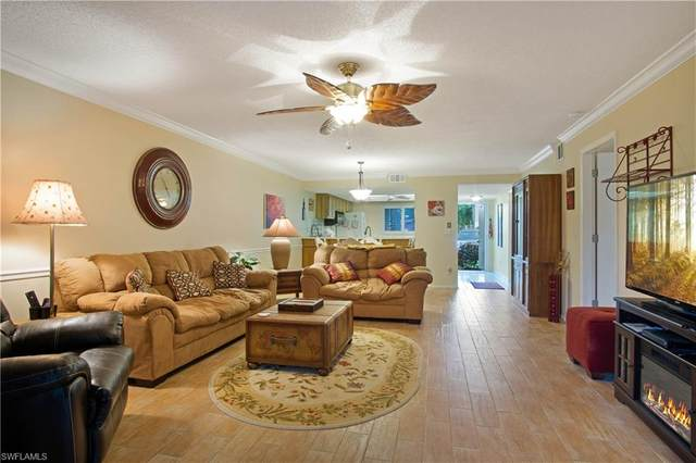 5707 Foxlake Drive #1, North Fort Myers, FL 33917 (MLS #220033132) :: The Naples Beach And Homes Team/MVP Realty