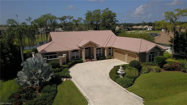 8100 Glenfinnan Circle, Fort Myers, FL 33912 (MLS #220033156) :: #1 Real Estate Services