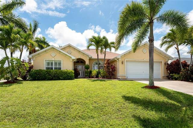 4201 SW 25th Court, Cape Coral, FL 33914 (MLS #220033270) :: RE/MAX Realty Team