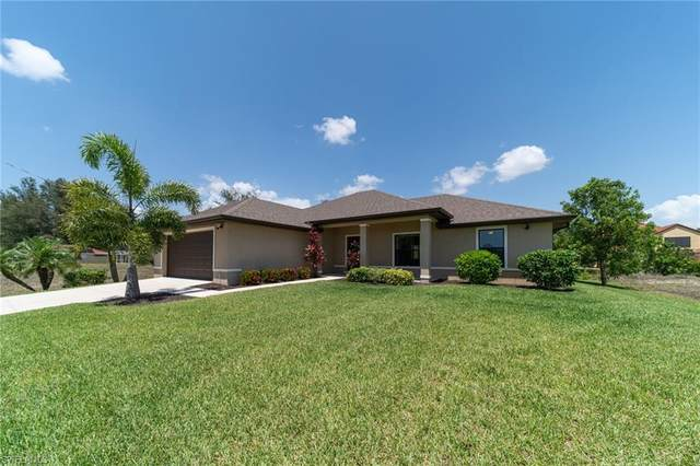 1019 NW 20th Place, Cape Coral, FL 33993 (MLS #220033276) :: RE/MAX Realty Team