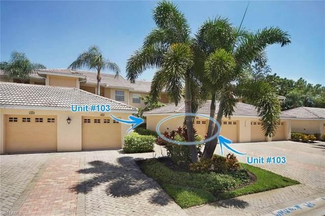 3964 Bishopwood Court E 1-103, Naples, FL 34114 (MLS #220033309) :: Clausen Properties, Inc.