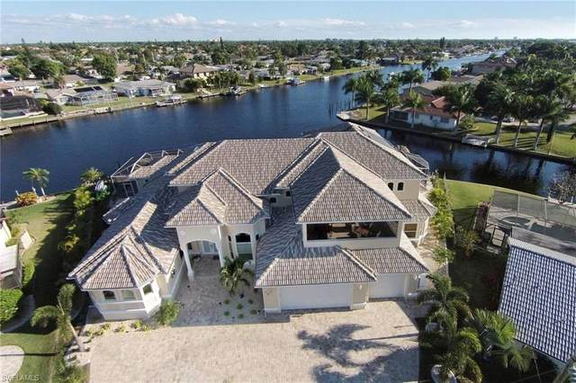 118 SW 49th Street, Cape Coral, FL 33914 (MLS #220033380) :: The Naples Beach And Homes Team/MVP Realty