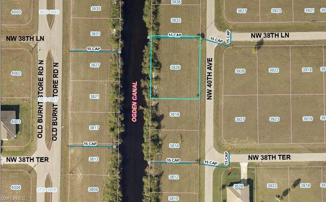 3826 NW 40th Avenue, Cape Coral, FL 33993 (MLS #220033426) :: Team Swanbeck