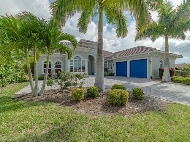 717 SW 40th Terrace, Cape Coral, FL 33914 (MLS #220033442) :: The Naples Beach And Homes Team/MVP Realty
